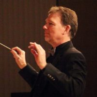 Greg Zielke conducting