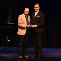 Tabor College Arts Hall of Fame with Jack Braun